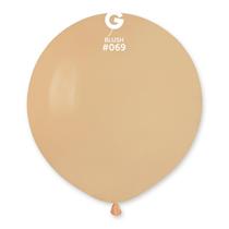 "Gemar Standard Blush 19"" Latex Balloons 10pk"