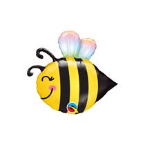 """Sweet Bee Mini 14"""" Foil Balloon"""