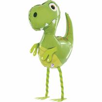 T-Rex Dinosaur Walking Balloon Friend Foil Balloon