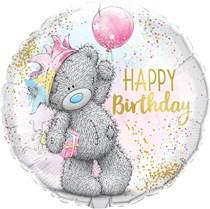 """Tatty Teddy Happy Birthday 18"""" Foil Balloon"""