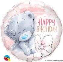 """Tatty Teddy Birthday Flower 18"""" Foil Balloon"""