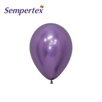 "Sempertex Reflex Violet 5"" Latex Balloons 50pk"
