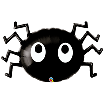 "Halloween Spider Eyes 39"" Foil Balloon"