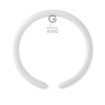 Gemar Crystal Clear 160 Latex Modelling Balloons 100pk