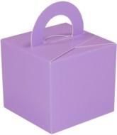 Balloon/Gift Boxes Lavender - 10pk