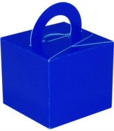 Balloon Weight/Gift Boxes Blue - 10pk