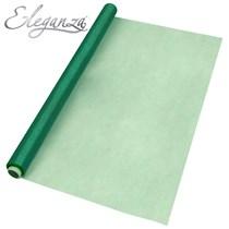 Emerald Green Organza Fabric 70cm roll