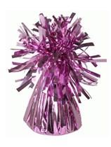 Pink 6oz Foil Tassel Balloon Weight