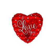 "Valentine's I Love You 9"" Mini Foil Balloon"