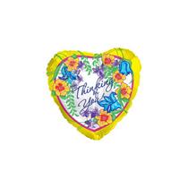 "Thinking of You 9"" Mini Shape Foil Balloon"