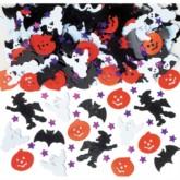 Halloween Metallic Confetti Mix