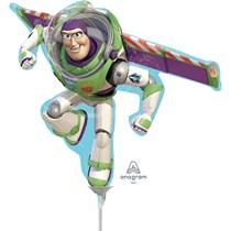 Disney Toy Story Buzz Lightyear Mini Air Fill Foil Balloon