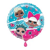 "LOL Surprise Doll 18"" Round Foil Balloon"