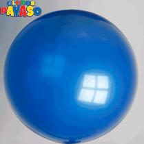 "Globos Navy Blue 2ft (24"") Latex Balloons 10pk"