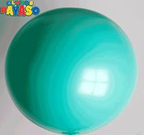 "Globos Jade Green 2ft (24"") Latex Balloons 10pk"