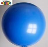 "Globos Royal Blue 2ft (24"") Latex Balloons 10pk"