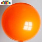 "Globos Orange 2ft (24"") Latex Balloons 10pk"
