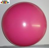 "Globos Fuchsia 2ft (24"") Latex Balloons 10pk"