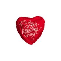 "Valentine's Day Mini 4.5"" Heart Foil Balloon"