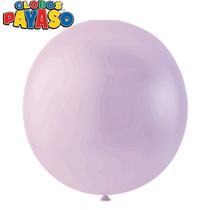 "Macaroon Grape 24"" Latex Balloons 10pk"