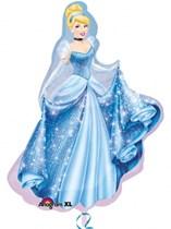 "Cinderella 33"" SuperShape Foil Balloon"