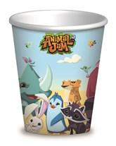 Animal Jam Paper Cups 8pk