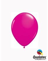"Qualatex Fashion 5"" Wild Berry Latex Balloons 100pk"