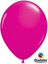 "16"" Wild Berry Latex Balloons 50pk"