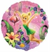 """17"""" Disney Fairies Tinker Bell Foil Balloon"""