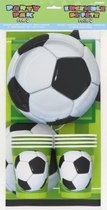 Football Party Pack for 8 people