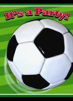 8 Football Party Invitations