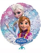 "Frozen 18"" Holographic Foil Balloon - Elsa & Anna"