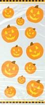 Halloween Pumpkin Cello Sweet Bags 20pk