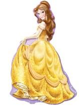 Belle Beauty & The Beast Supershape Foil Balloon