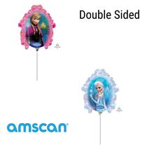 Disney Frozen Elsa Mini Shape Foil Balloon (air fill)