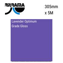 Lavender Optimum Grade Gloss Vinyl 305mm x 5M