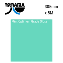 Mint Optimum Grade Gloss Vinyl 305mm x 5M