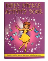 Fairy Mini Sticker Activity Book