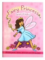 Fairy Princess Mini Sticker Activity Book