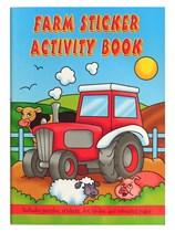Farm Mini Sticker Activity Book