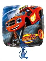 "Blaze & The Monster Machines 18"" Foil Balloon"