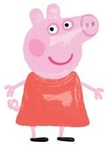 "Peppa Pig 48"" Airwalker Foil Balloon"