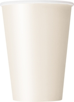 Ivory 12oz Large Paper Cups 10pk