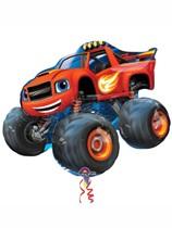 Blaze & The Monster Machines Supershape Foil Balloon
