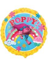 """Trolls Poppy 18"""" Foil Balloon"""
