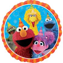 """Sesame Street 18"""" Foil Balloon"""