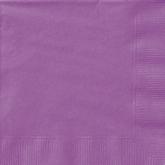 Purple Luncheon Napkins - 20pk