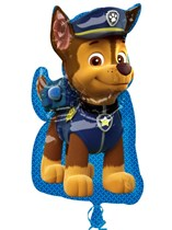 """Paw Patrol Chase 31"""" Supershape Foil Balloon"""