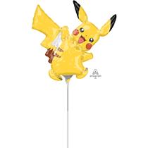 Pokemon Pikachu Foil Mini Shape Balloon