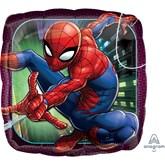 "Spider-Man 18"" Square Foil Balloon"
